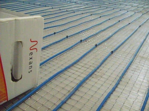 Кабель для теплого пола Nexans TXLP/2R
